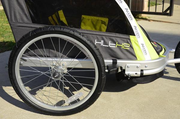 Allen Sports Bike Trailer Aluminum
