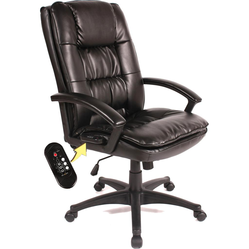 amazon massage chair baseball and ottoman comfort products 60 6810 leather executive