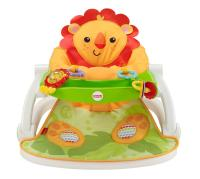 Fisher-Price Portable Compact Baby Newborn Lion Sit-Me-Up ...