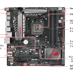 Atx Motherboard Diagram With Labels 2002 Mazda Tribute Engine Basic Fully Labeled Free