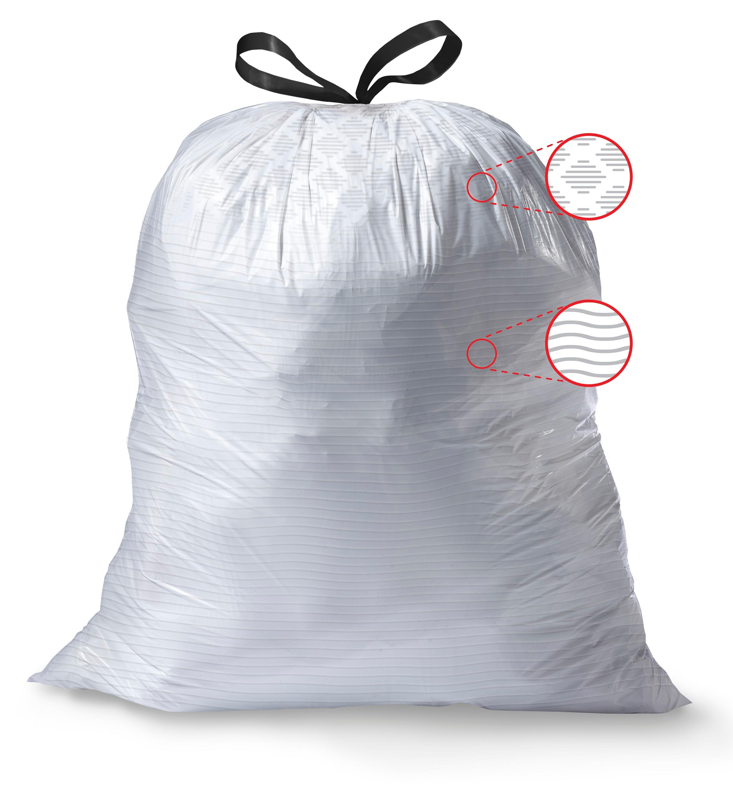 glad tall kitchen drawstring trash bags home depot design amazon 13
