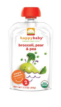 Amazon.com : Happy Baby Organic Baby Food 2 Simple Combos ...