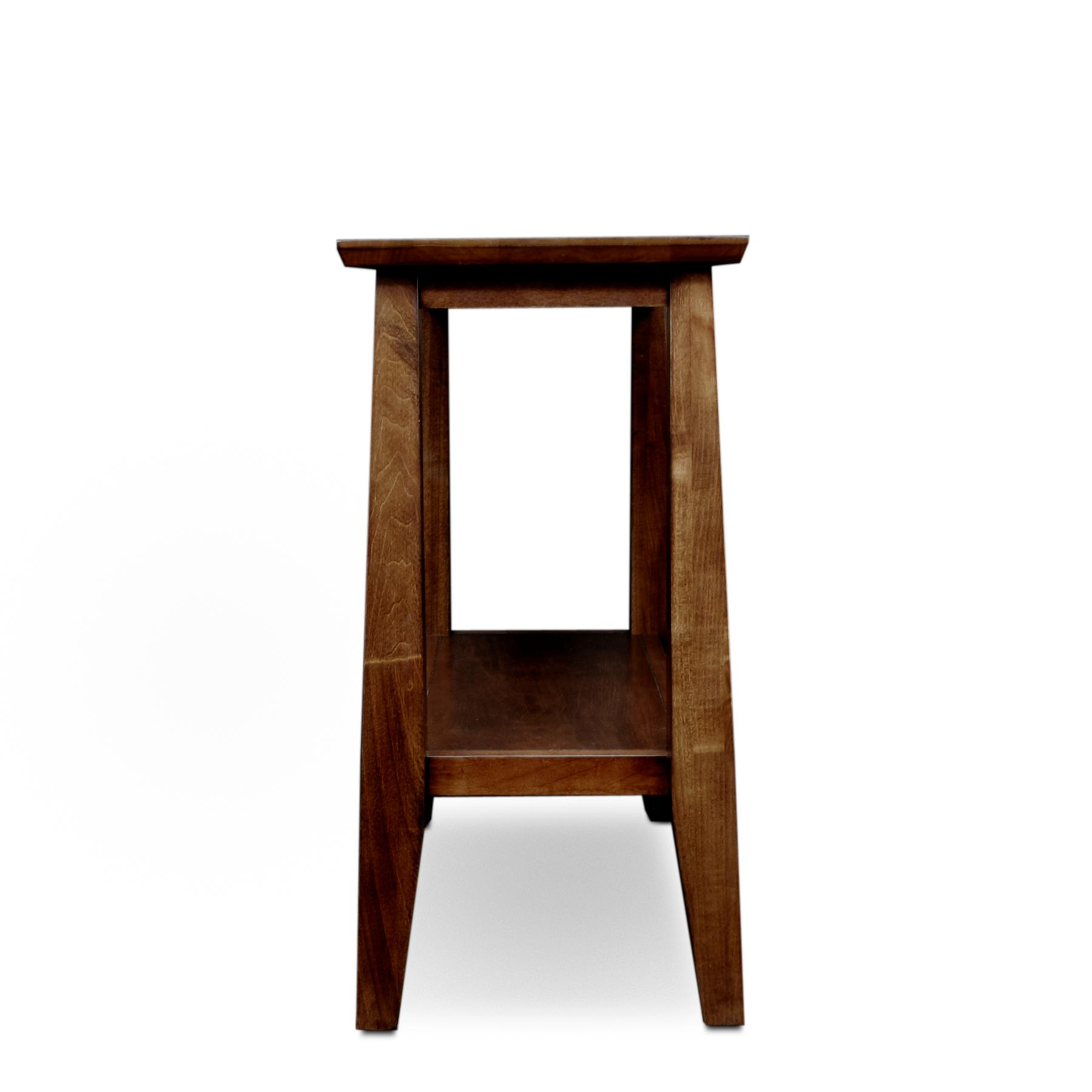 Narrow Chair Amazon Leick Delton Narrow Chair Side End Table