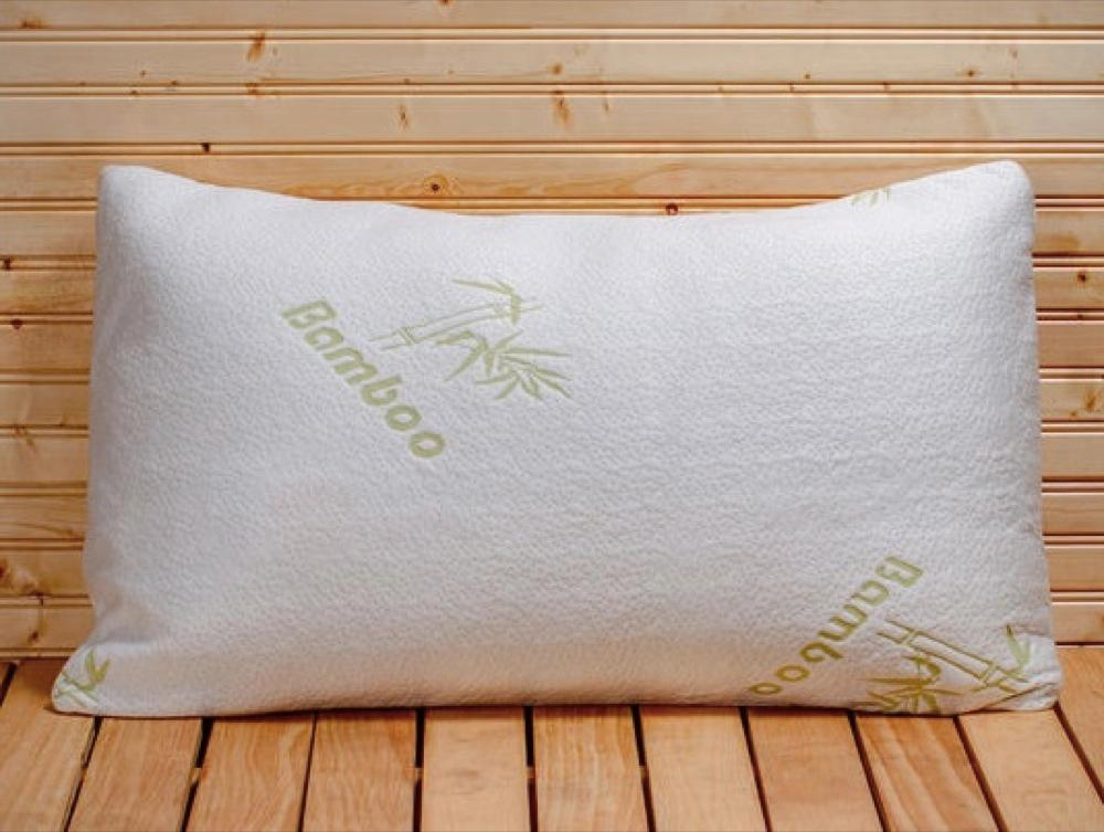 Amazon.com: Bamboo Pillow with Adaptive Memory Foam for 5