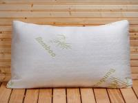 Amazon.com: Bamboo Pillow with Adaptive Memory Foam for 5 ...