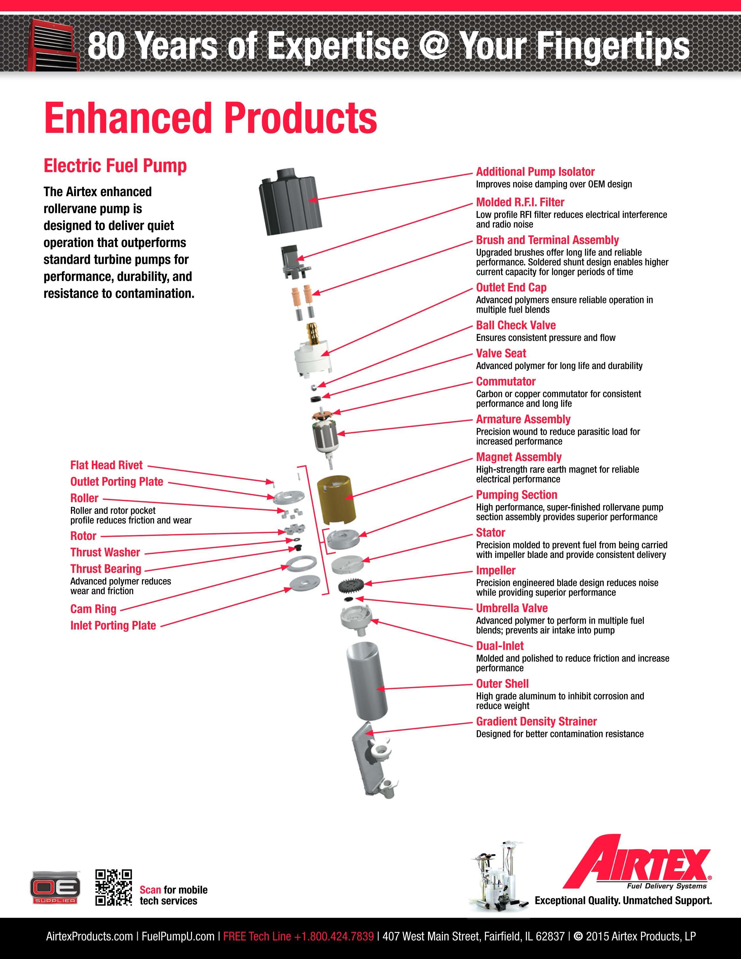 electric fuel pump wiring diagram msd street fire distributor parts airtex e11010 onan generator rv