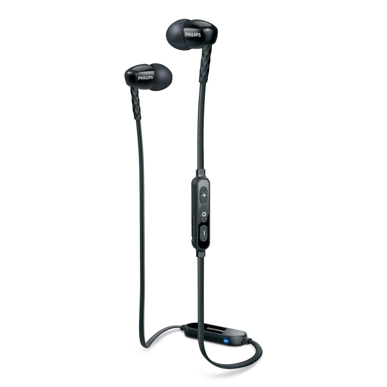 Amazon.com: Philips SHB5850BK/27 Wireless Bluetooth