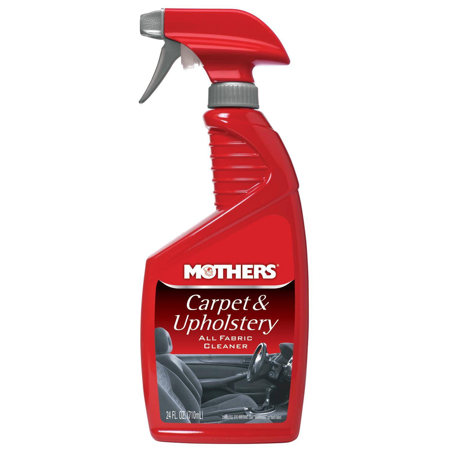 cloth sofa cleaning products purple sofas living rooms amazon mothers 05424 carpet and upholstery cleaner 24