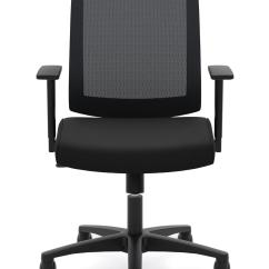 Hon Desk Chair Kitchen Table Chairs 2 Amazon Basyx By Hvl511 Mid Back Task Black