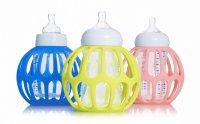 Amazon.com: Ba Baby Bottle Holder, Pink: Baby