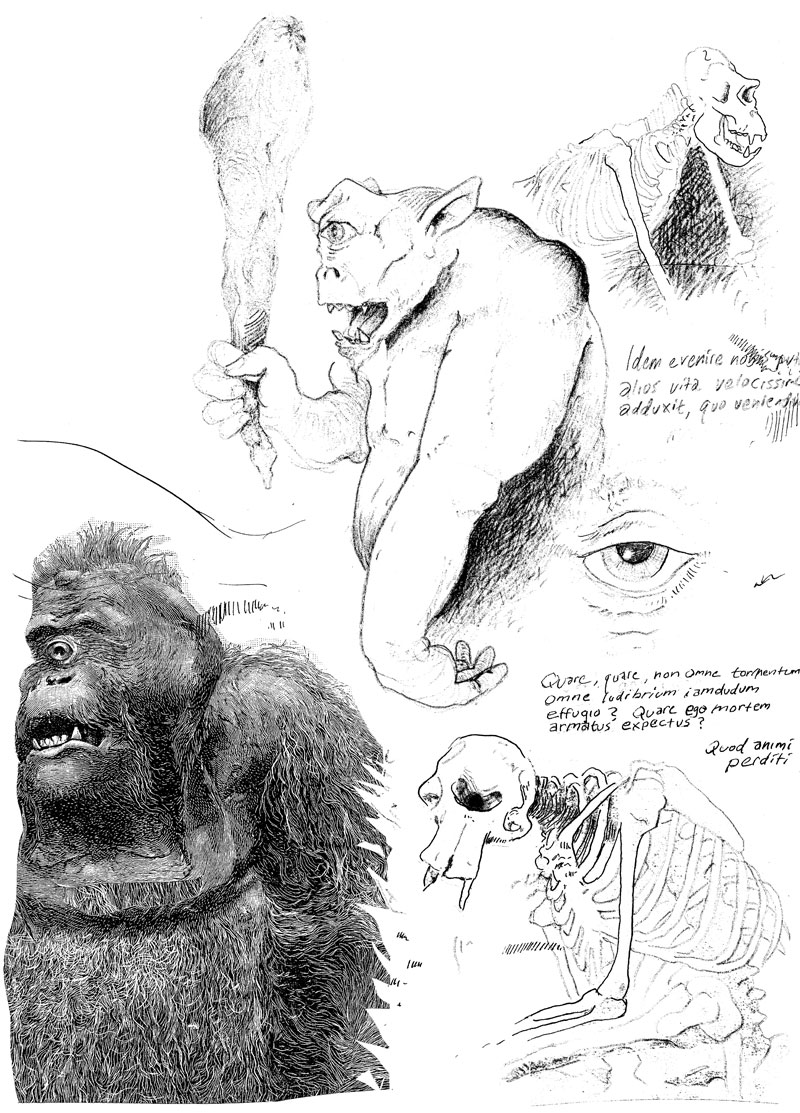 Amazon.com: On Monsters: An Unnatural History of Our Worst