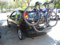 Bell Double Back Two-Bike Trunk Rack | Fun Bikes
