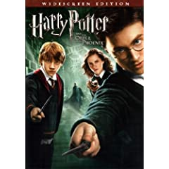 Get Harry Potter & The Order of the Phoenix on DVD or Blu-Ray from Amazon.com