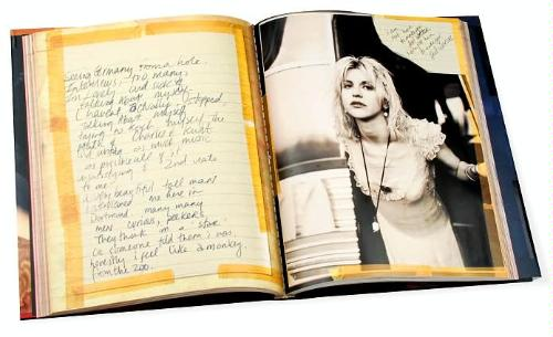 Dirty Blonde, the diaries of Courtney Love