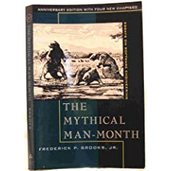 Cover for The Mithycal Man Month
