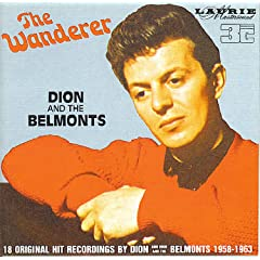 Dion and the Belmonts the Wanderer