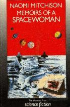 Memoirs of a Spacewoman cover