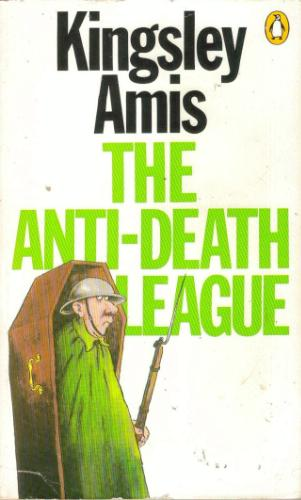 Penguin paperback edition of The Anti-Death League, illustration by Arthur Robins