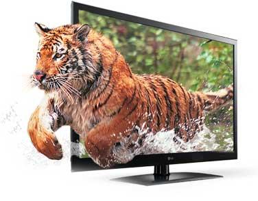 LW5600 3D 1080 LED TV