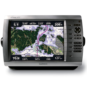 Garmin GPSMAP 4212 12 1-Inch Waterproof Marine GPS and