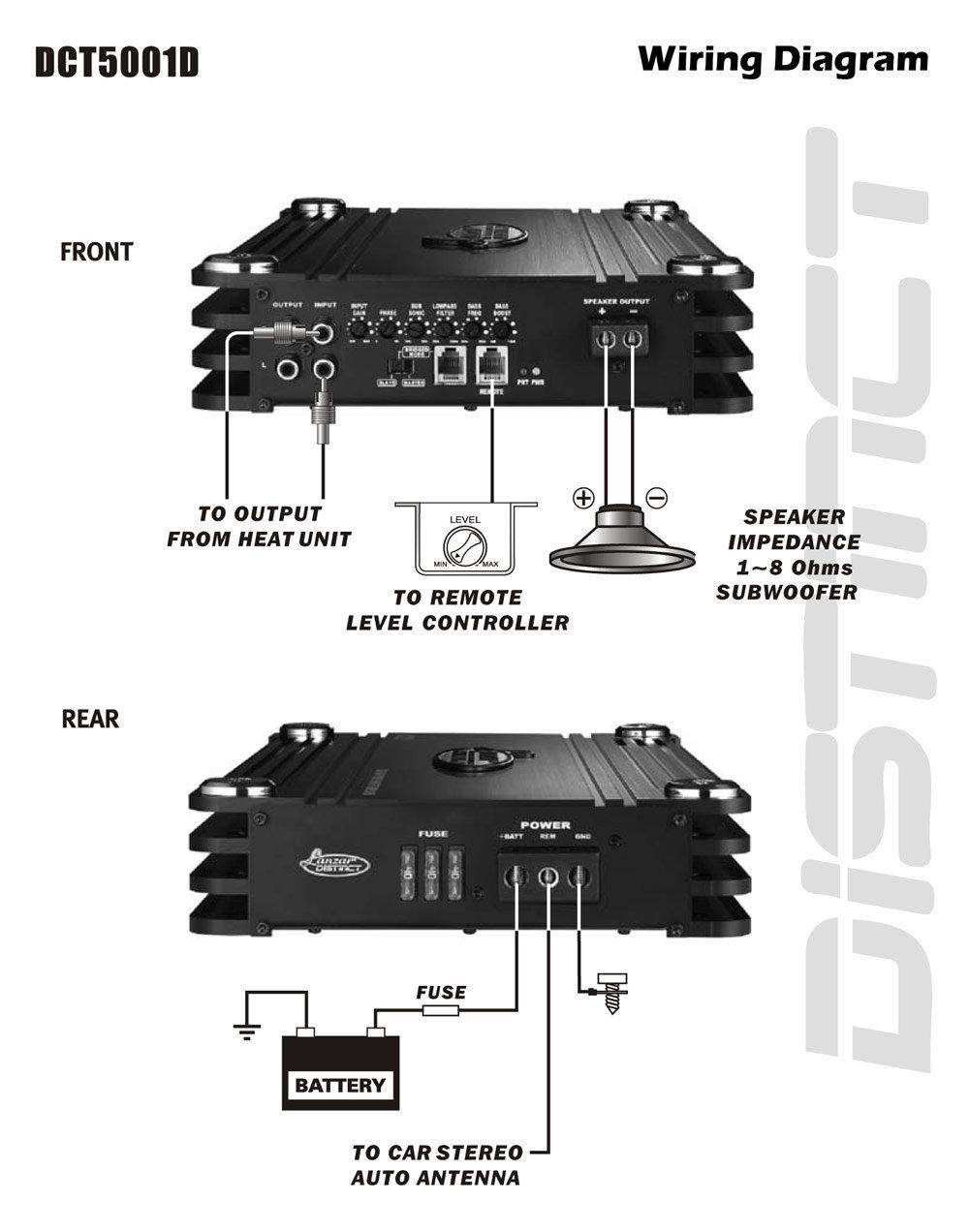 How To Tune A Car Amp : DIAGRAM], Wiring, Diagram, Amplifier, Version, Quality, DIAGRAMOFCHART.DEMOCRATICIPERILNO.IT