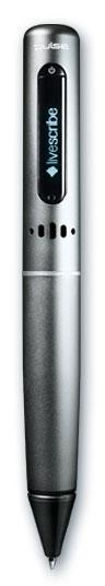 The Livescribe Pulse™ smartpen.
