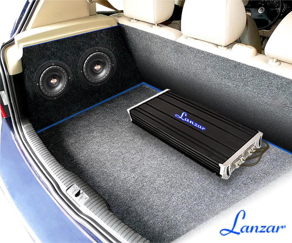 car sound wiring diagram iphone parts amazon.com : lanzar maxp2651d 5000 watt monoblock class d amplifier vehicle mono subwoofer ...