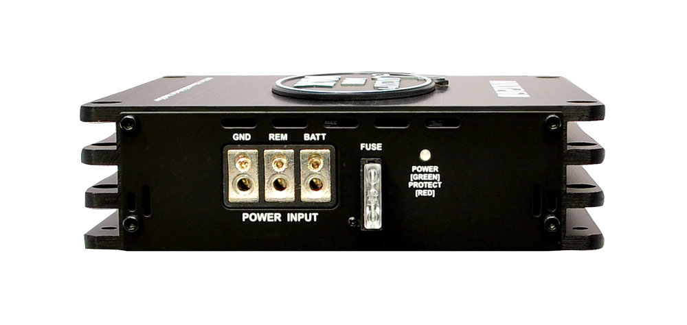 Mnx260 1000 Watt 2 Channel Mini Mosfet Amplifier Car Electronics