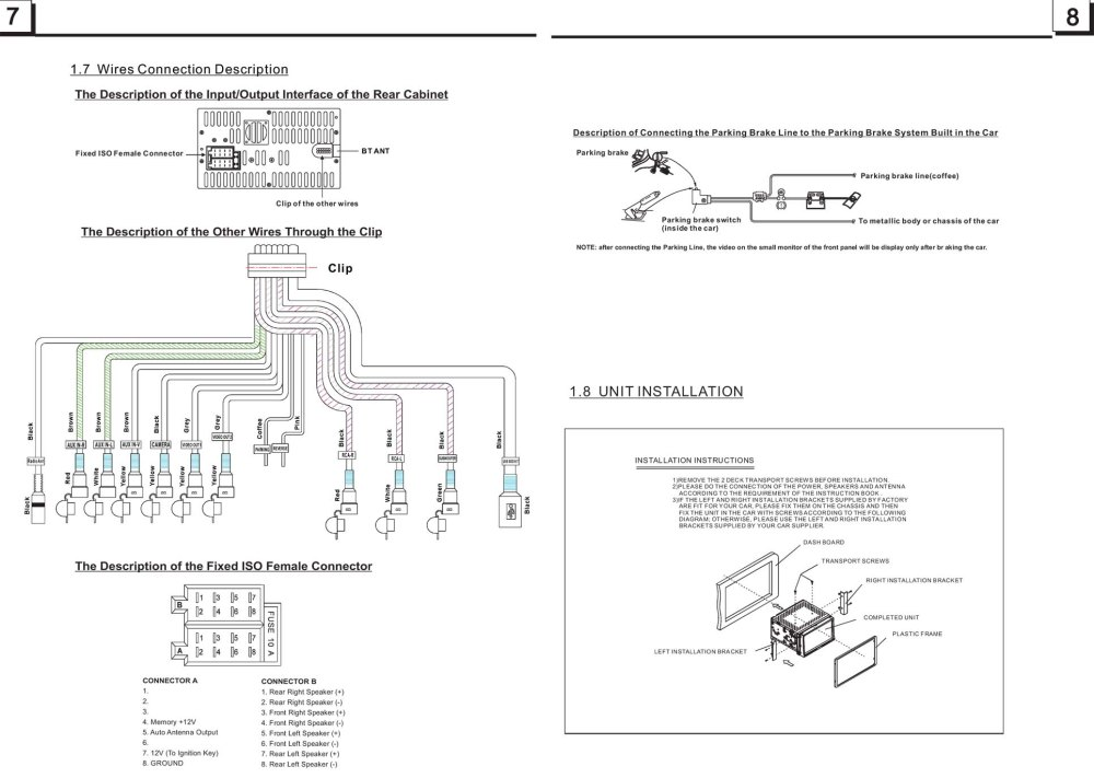 medium resolution of wiring pyle diagram plrnv71 wiring diagrams konsult pyle pldn72bt audio installation wiring