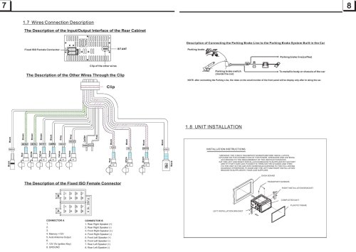 small resolution of wiring pyle diagram plrnv71 wiring diagrams konsult pyle pldn72bt audio installation wiring