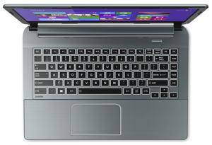 U945 backlit keyboard