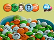 $30 to Spend on Personalized M&M'S