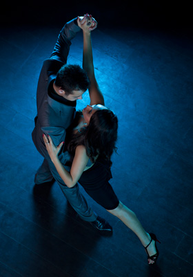 Ten Group or Two Private Dance Lessons