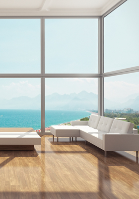 Exterior Window Cleaning for 15 or 20 Windows