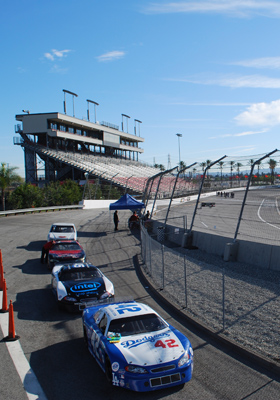Race-Car Experience, Including 20 Laps