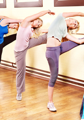 Three or Ten Barre Fitness Classes