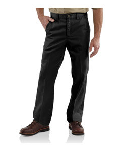 Carhartt Men's Twill Work Pant Product Shot