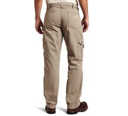 Carhartt Men's Cotton Ripstop Pant Product Shot