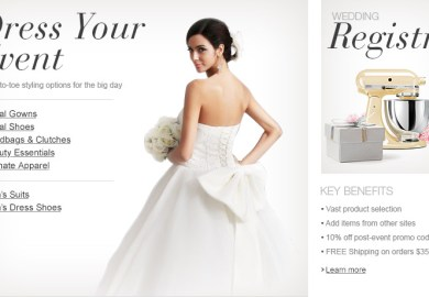 Wedding Registry Thank You List Amazon Wedding Dresses