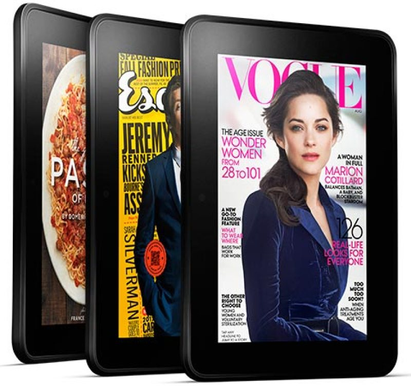 What you need to know about Amazon's Interactive Kindle Magazines for Kindle Fire, Kindle Fire HD and Kindle Fire HDX