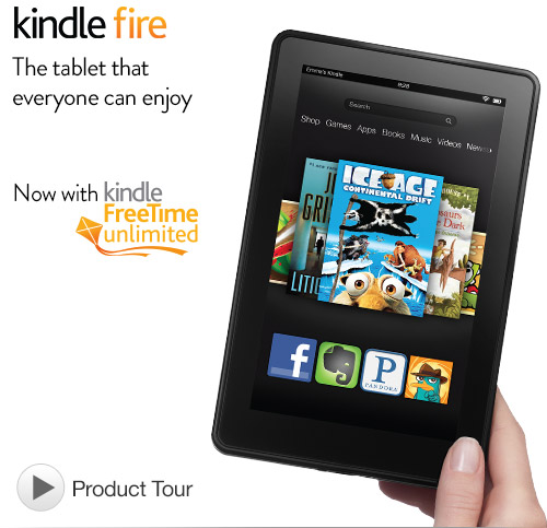 Previous Generation: Kindle Fire (2012)