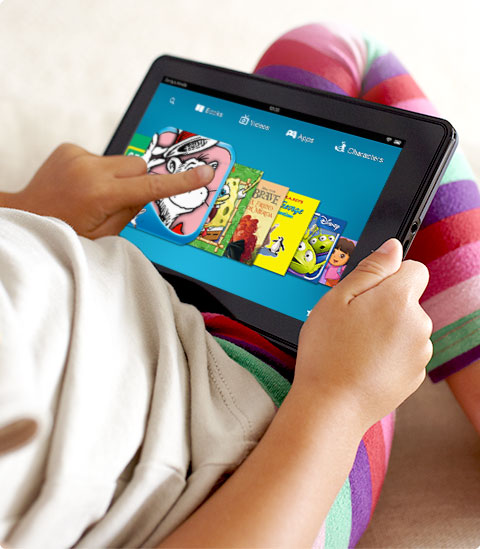 Kindle Fire with FreeTime