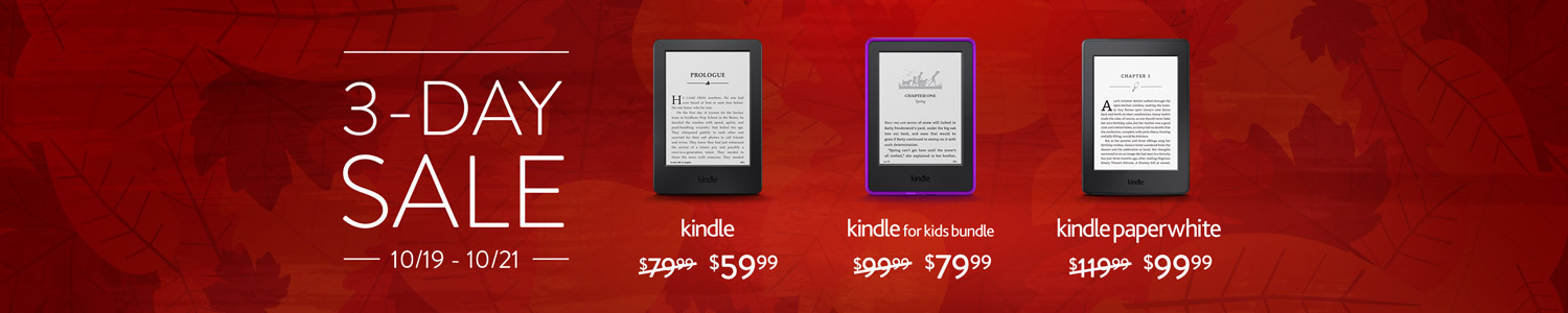 Kindle: The Best Devices for Reading, Period.