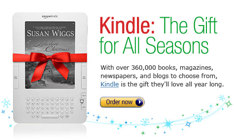 Kindle: The Gift for All Seasons