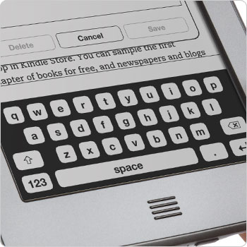 Touchscreen Keyboard