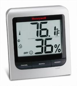 Honeywell TM005X Thermo Hydrometer Display