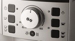 B005MMN4DG control 300 - DeLonghi ECAM22110SB Compact Automatic Cappuccino, Latte and Espresso Machine