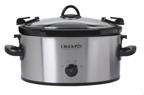 Crock-Pot SCCPVL600 Manual Slow Cooker