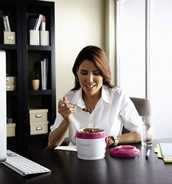 Bring flavorful meals to work