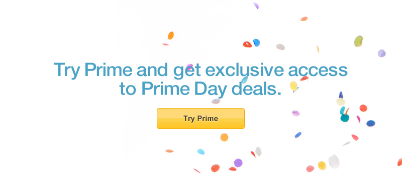 Join Prime and get exclusive deals on July 15